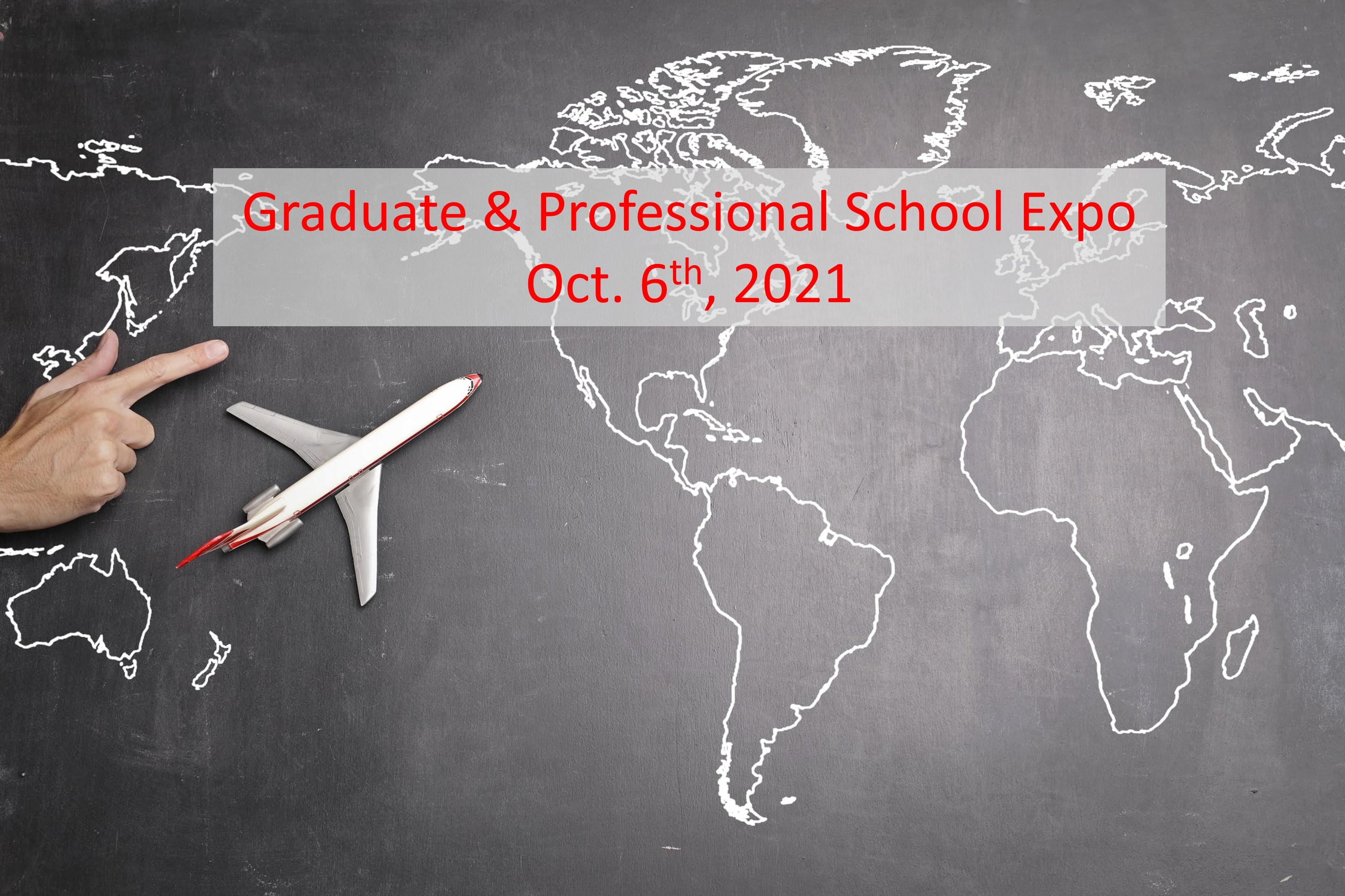 Graduate & Professional School Expo Icon